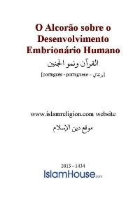 O Alcorão sobre o Desenvolvimento Embrionário Humano