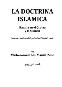 La Doctrina Islámica, basada en el Qur'an y la Sunnah