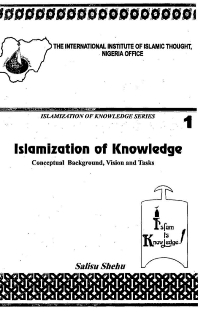 lslamization of Knowledge Conceptual Background Vision and Tasks