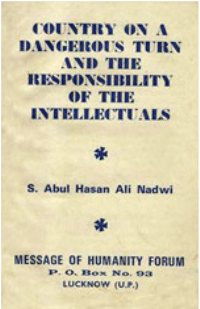 Country On A Dangerous Turn And The Responsibility Of The Intellectuals