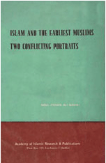 Islam And The Earliest Muslims