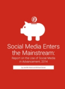 Report Cover: Social Media Enters the Mainstream
