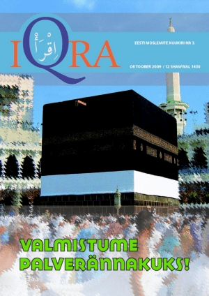 Magazine Cover: Iqra kuukiri nr.2
