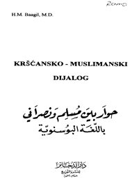 Kršćansko-muslimanski dijalog
