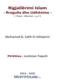 Rigjallërimi Islam – Rregulla dhe Udhëzime