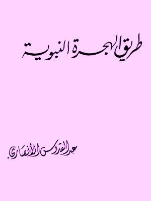 غلاف كتاب: طريق الهجرة النبوية