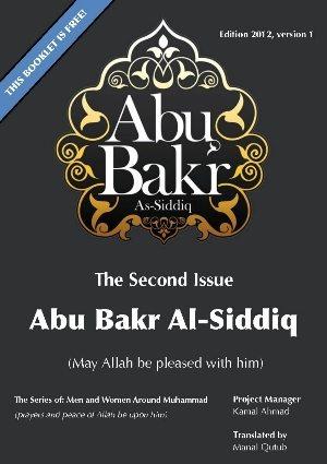 Book cover: Abu Bakr As-Siddiq