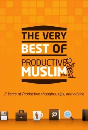 Book cover: The Very Best of Productive Muslim