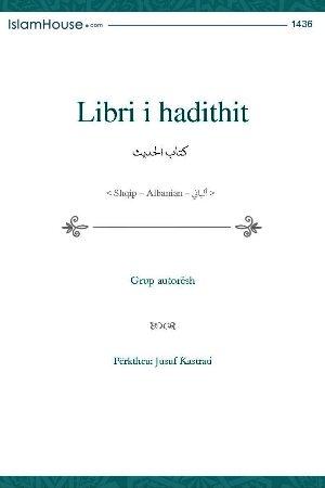 Book cover: Libri i hadithit