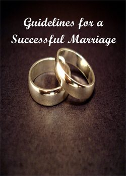 Guidelines for a Successful Marriage