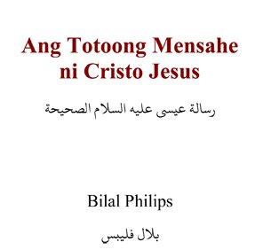 Ang Totoong Mensahe ni Cristo Jesus