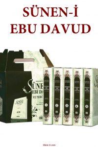 SÜNEN-İ EBU DAVUD ترجمة سنن أبي داووة باللغة التركية
