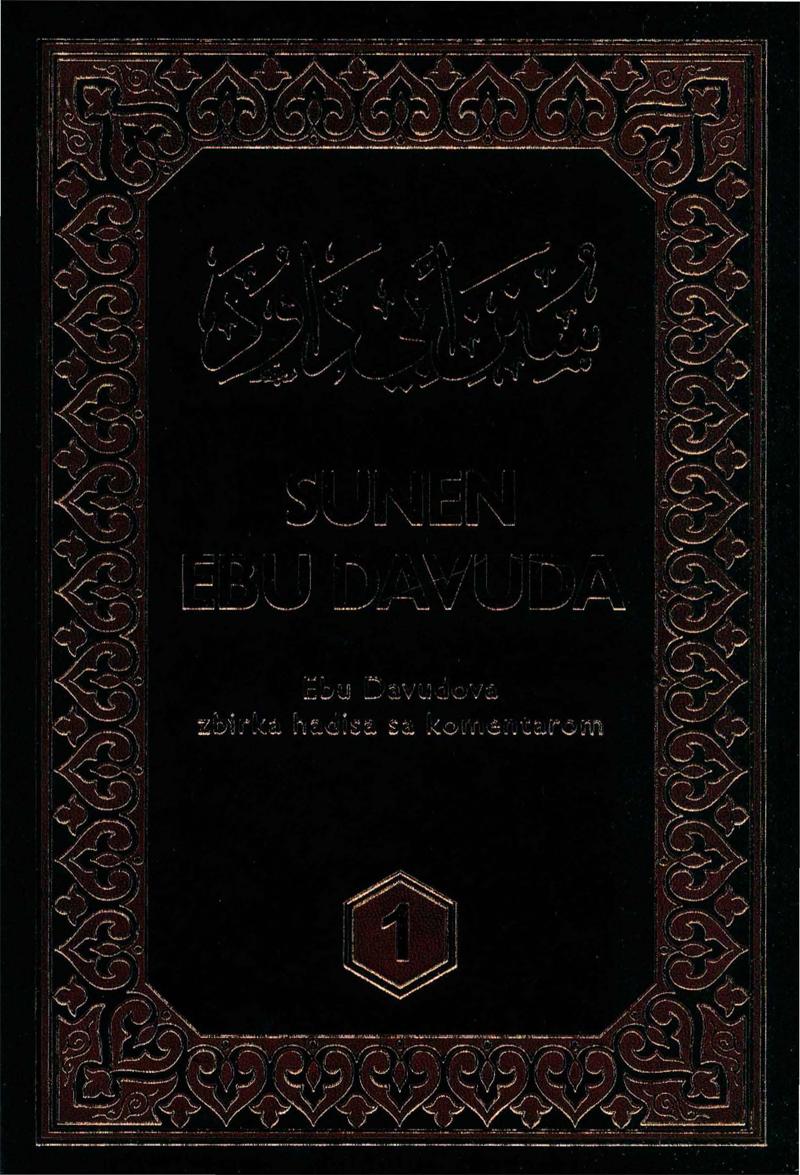 Sunen Ebu Davuda volume 1