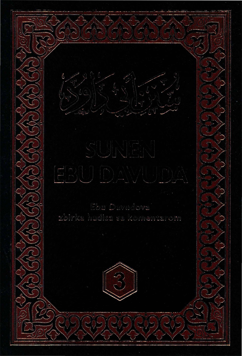 Sunen Ebu Davuda volume 3