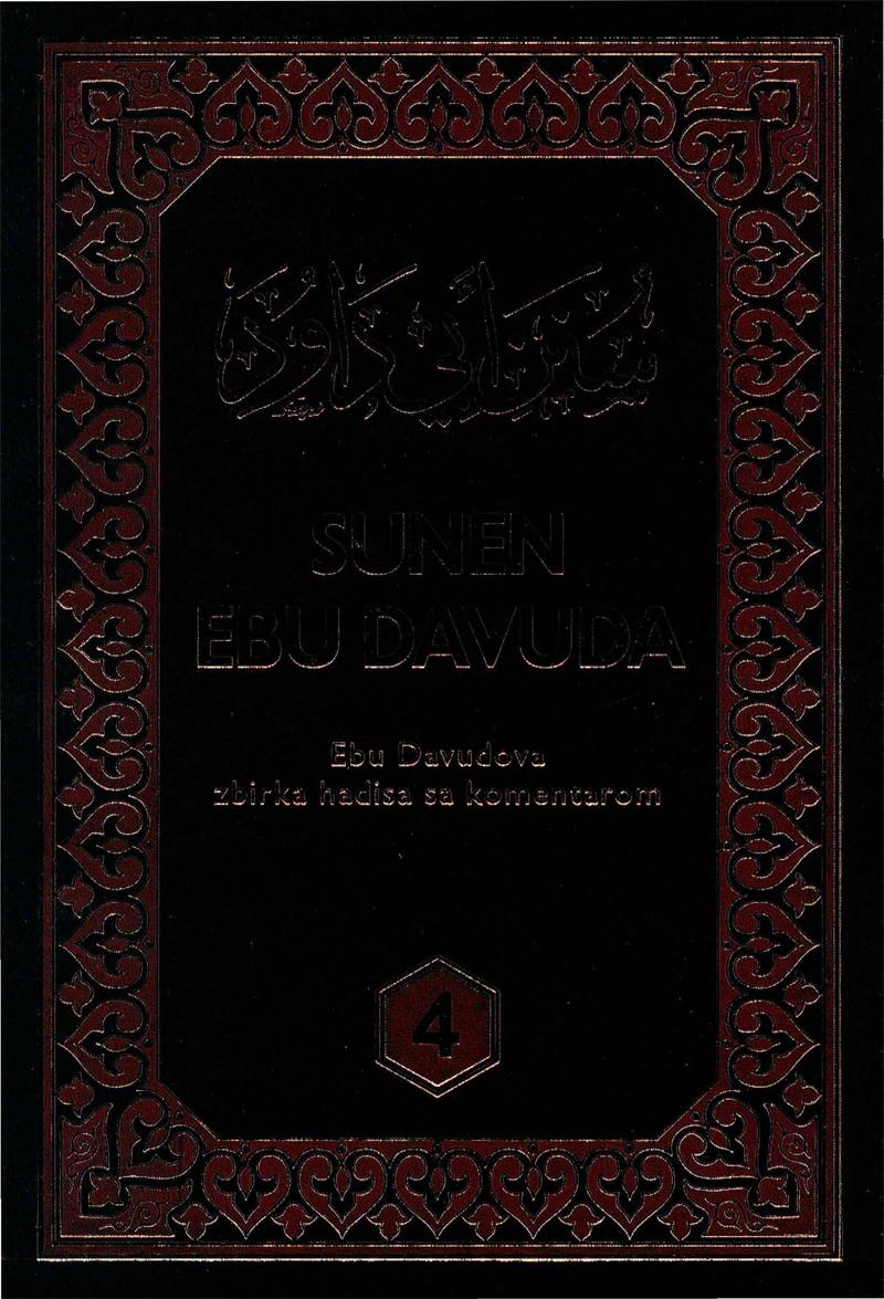 Sunen Ebu Davuda volume 4