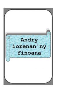 Andry iorenan'ny finoana