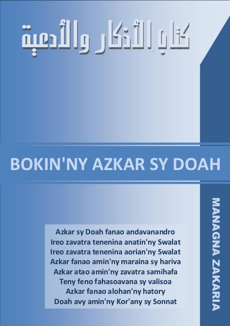 Bokinny Azkar sy Doah