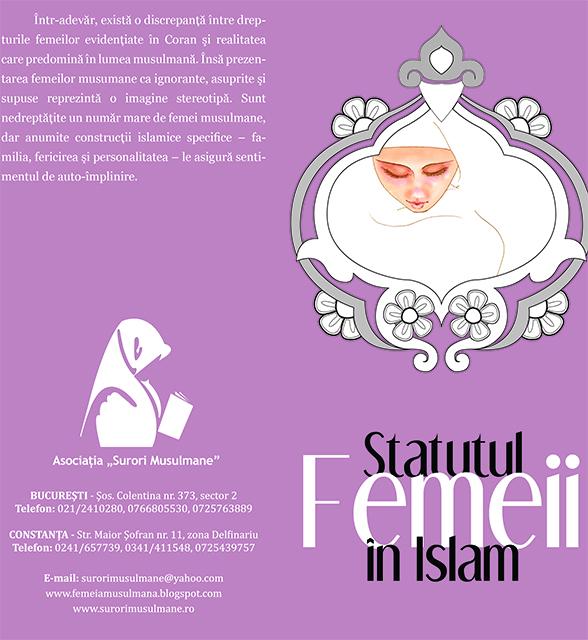 Statutul Femeilor in Islam (Flyer)