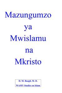 Mazungumzo ya Mwislamu na Mkristo