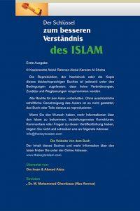 Der Schlüssel zum Verständnis des Islam
